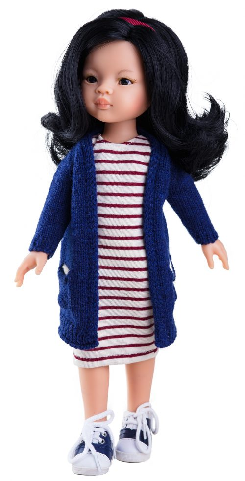 PAOLA REINA DOLL LIU-AVAILABLE IN Mid JUNE . PLEASE PRE ORDER