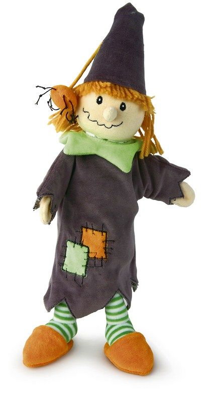 HANDPUPPET WITCH