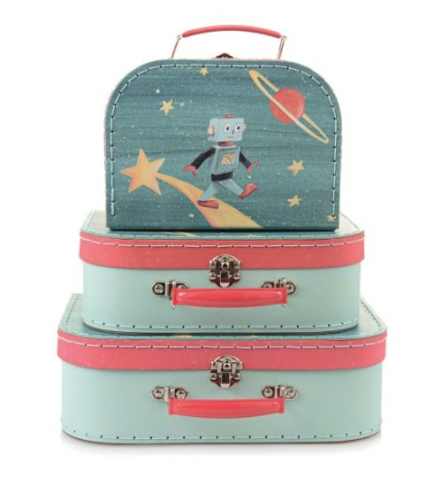 CASE SET 3 PCS ASTRO ROBOT