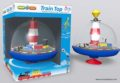 ELECTRONIC TRAIN SPINNING TOP