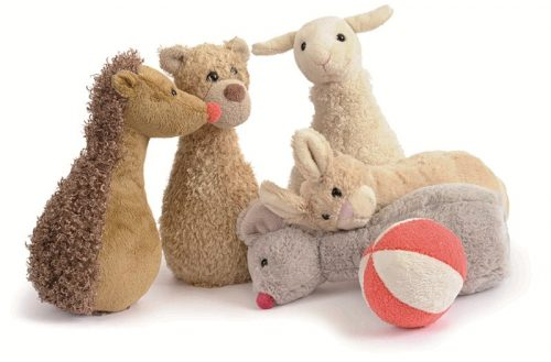 BOWLING GAME SOFT ANIMALS