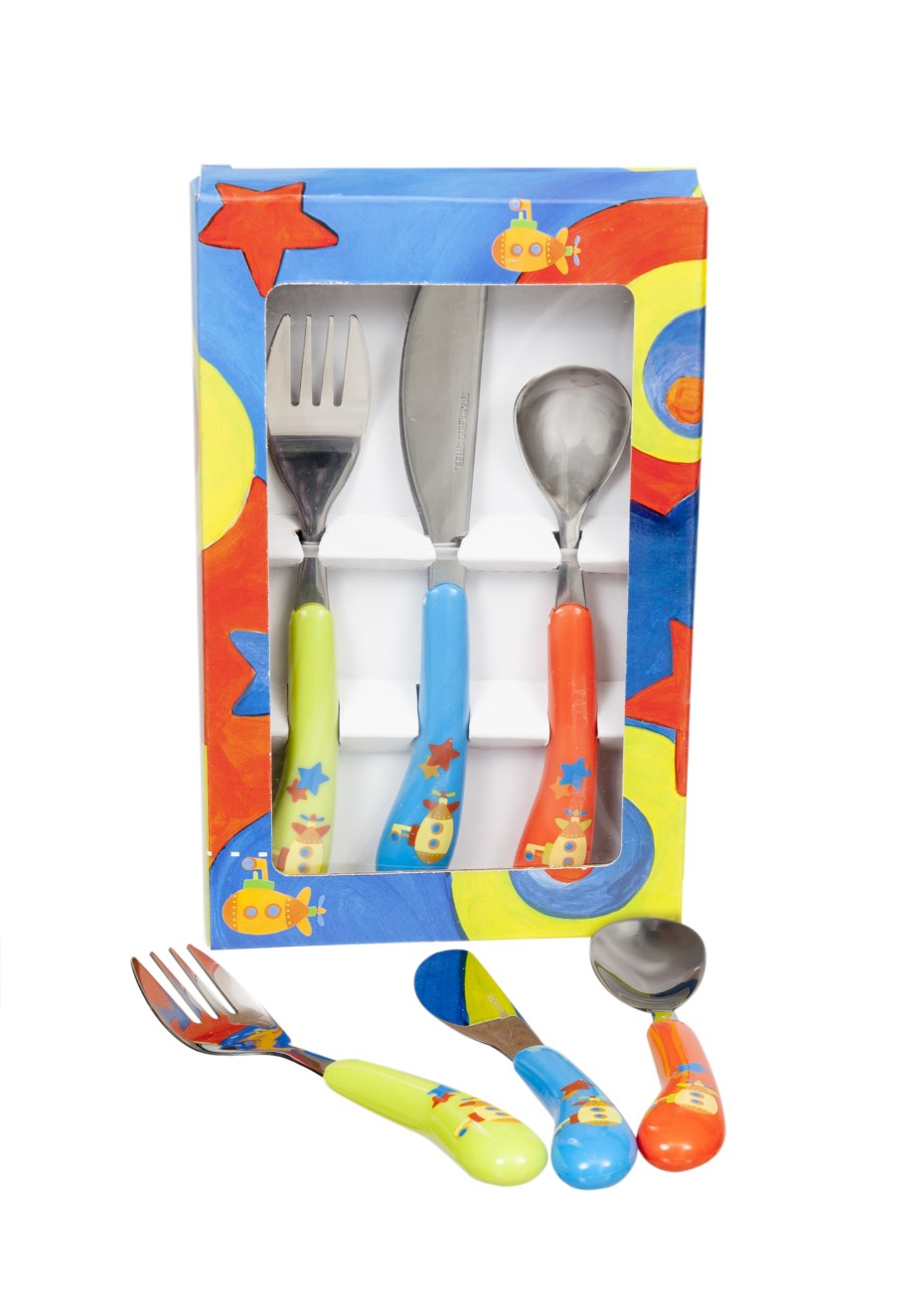 CUTLERY YELLOW SUBMARINE