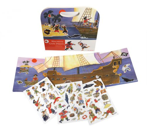 Magnetic Game  Pirates
