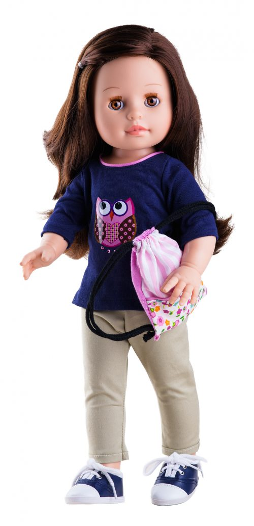 PAOLA REINA DOLL EMILY - SOY TU 42CM-AVAILABLE IN Mid JUNE . PLEASE PRE ORDER