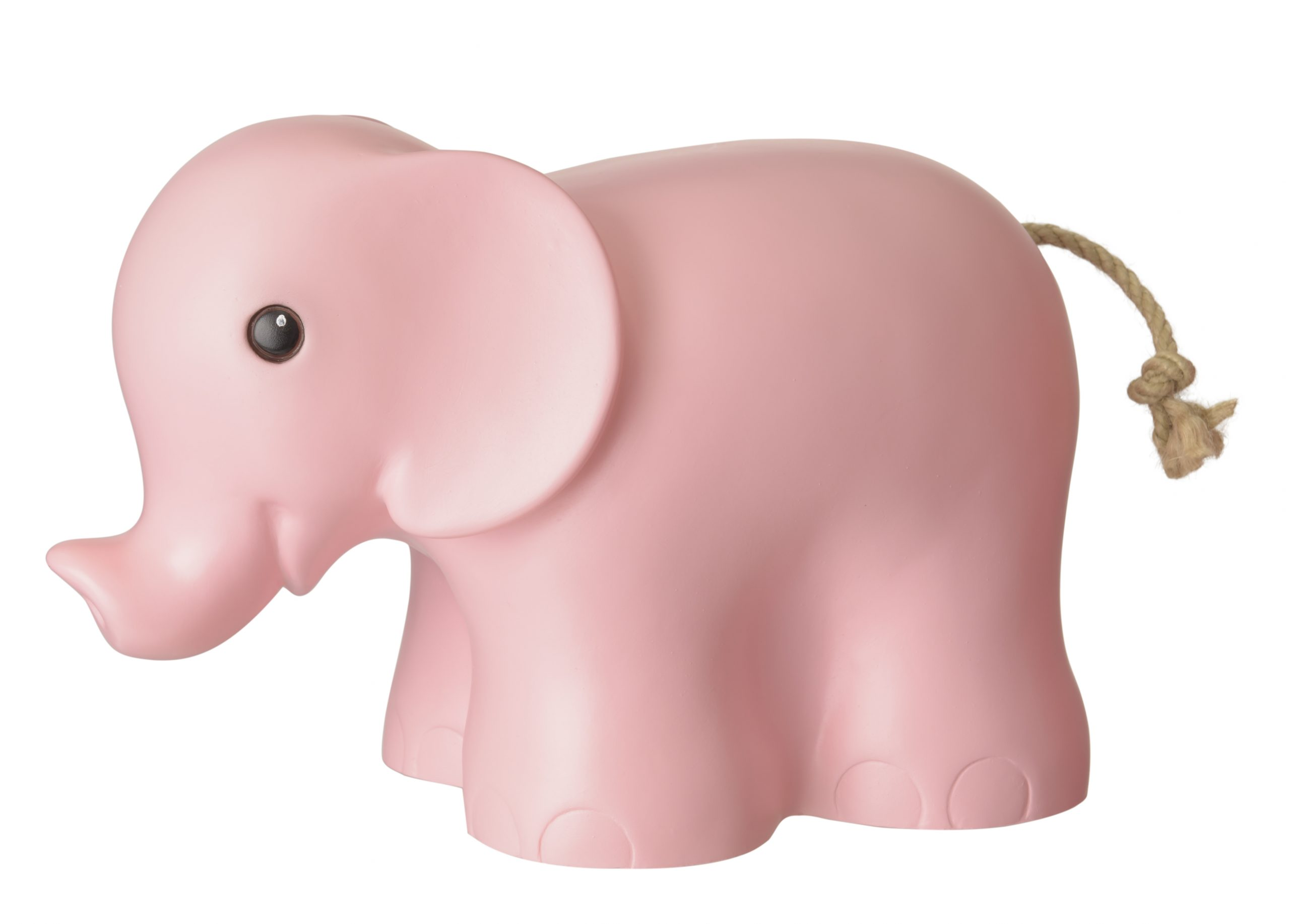 LAMP ELEPHANT LIGHT PINK PRE ORDER FOR NOV DELIVERY