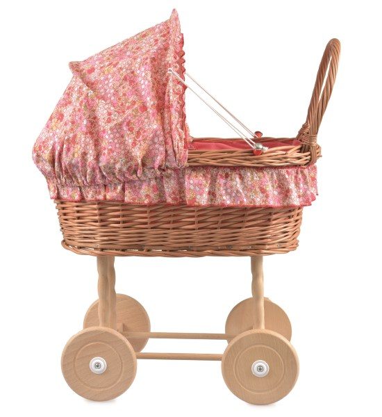 PRAM WICKER SOPHIE -520062 PRE ORDER NOW