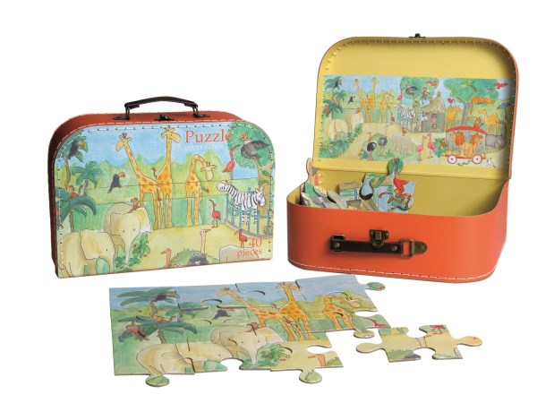 Puzzle in a Case  Zoo
