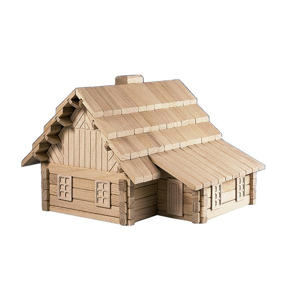 Archa Program's puzzles are made with finely finished natural beech. These amazing puzzles are handmade in Czech Republic.