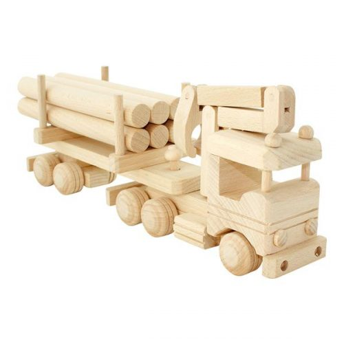 Bartu toys are unique, heavy-duty and will create hours of imaginative playtime. It is handmade with natural Ash and Beechwood.