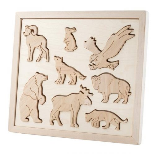 Kubi Dubi toys from Russia are handmade and created by skilled artisans. All Kubi Dubi products are repeated polished to ensure an ideally smooth surface.